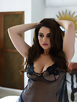 Charley S aka Charlotte Springer - British Glamour Model Photo Gallery